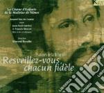 Resveillez-vous Chacun Fidèle - Salmi Della Riforma cd musicale