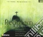 REQUIEM K 626 (COMPLETATO DA S.NEUKOMM) cd musicale di Wolfgang Amadeus Mozart