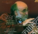 Grands Motets - Gretry, Gosset, Giroust cd musicale di GrÉtry andrÉ modeste