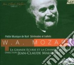 Mozart Wolfgang Amadeus - Eine Kleine Nachtmusik K 525, Serenata Notturna K 239, Le Petit Rien K 299b  - Malgoire Jean-claude Dir  /la Grande Ecurie E cd musicale di Wolfgang Amadeus Mozart
