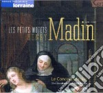 LES PETITS MOTETS cd musicale di Henry Madin