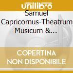 THEATRUM MUSICUM (ESTRATTI), LIEDER VON cd musicale di Samuel Capricornus
