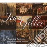 GRANDS ET PETITS MOTETS cd musicale di Jean Gilles