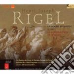 Rigel Henri-joseph - 3 Oratori Francesi cd musicale di Henri-jospeh Rigel