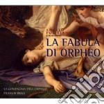 Poliziano Angelo - La Fabula Di Orpheo cd musicale di Angelo Poliziano