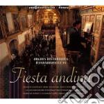 FIESTA ANDINA                             cd musicale