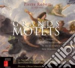 Robert Pierre - Grands Motets cd musicale di Pierre Robert