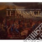 IL PASSAGGIO DEL MAR ROSSO                cd musicale di JACQUET DE LA GUERRE