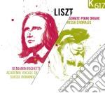 Messa corale per coro e organo, grande s cd musicale di Franz Liszt