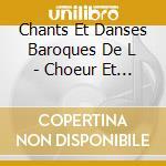 Canti e danze barocche dell'amazzonia - cd musicale di Miscellanee