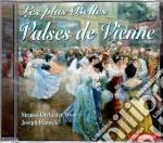 Strauss J.  - Les Plus Belles Valses De Vienne cd musicale di Strauss