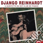Django Reinhardt - With The Quintette Du Hot Club De France cd musicale di Django Reinhardt