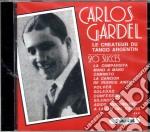 20 successi cd musicale di Carlos Gardel