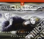LIRICHE (INTEGRALE) cd musicale di JoaquÍn Rodrigo