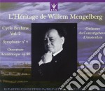 Mengelberg Willem Interpreta  - Mengelberg Willelm Dir  /orchestra Del Concertgebouw Di Amsterdam cd musicale