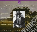 Beethoven: Sinfonia N.7, Leonora I, Ii,iii  - Toscanini Arturo Dir  /orchestra Sinfonica Della Nbc - Ciclo L.v.beethoven Vol.1 cd musicale