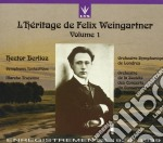 WEINGARTNER FELIX VOL.1 cd musicale
