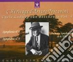 Beethoven: Sinnfnia N.4, N.5 - Ciclo L.v.beethoven Vol.4  - Toscanini Arturo Dir  /orchestra Sinfonica Della N.b.c. cd musicale