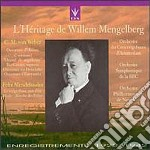 Mengelberg Willem Interpreta  - Mengelberg Willelm Dir cd musicale