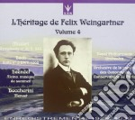Weingartner Felix Vol.4  - Weingartner Felix Dir  /royal Po, Orch. De La Soc. De Concerts Paris cd musicale