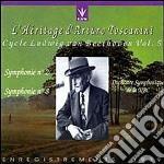 Beethoven: Sinfonia N.2, N.8  - Toscanini Arturo Dir  /orchestra Filarmonica Della N.b.c. - Ciclo L.v.beethoven Vol.5 cd musicale