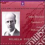 Bruckner: Sinfonia N.5 /berliner Philharmoniker - Les Bruckneriens Vol.8 cd musicale