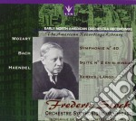 Composizioni D Mozart: Sinfoni An.40 K 550, Bach: Suite N.2, Handel: Largo Dal