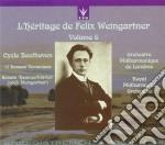 Weingartner Felix Vol.6  - Weingartner Felix Dir  /orchestra Filarmonica Di Londra cd musicale