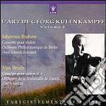 Kulenkampff Georg Vol.2  - Kulenkampff Georg  Fl./berliner Ohilharmoniker, H.schmidt Isserstedt Dir, Orch. Della Tonhehalle, C.schuricht Dir. cd musicale