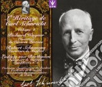 Schuricht Carl Vol.4  - Schuricht Carl Dir  /london So, Orch. De La Soc. Des Concert Paris cd musicale