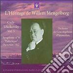 Mengelberg Willem Interpreta  - Mengelberg Willelm Dir  /orchestra Del Concertgebouw Di Amsterdam - Ciclo Ciaikovski Vol.3 cd musicale