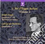 Jochum Eugen Vol.2  - Jochum Eugen Dir  /orchestra Dell'opera Di Amburgo, Orchestra Della Citta' Di Amburgo cd musicale