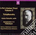 Fried Oskar Interpreta /berliner Staatsoper Orchester, Royal Philharmonic Orchestra cd musicale