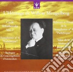 MENGELBERG WILLEM INTERPRETA cd musicale