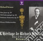 Strauss Richard Vol.9  - Strauss Richard Dir  /wiener Philharmoniker cd musicale