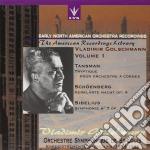Golschman Vladimir Vol.1 /st. Louis Symphony Orchestra cd musicale