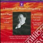 Mengelberger Willem Interpreta  - Mengelberg Willelm Dir  /orchestra Del Concertgebouw cd musicale
