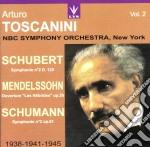 Toscanini Arturo Vol.2  - Toscanini Arturo Dir  /nbc Symphony Orchestra cd musicale