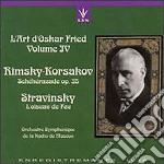Fried Oskar Vol.4  - Mitropoulos Dimitri Dir  /orchestra Sinfonica Della Radio Di Mosca cd musicale