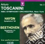 Toscanini Arturo Vol.3  - Toscanini Arturo Dir  /nbc Symphony Orchestra cd musicale