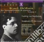 Munch Karl Interpreta /chor Des Staatsoper Dresden, Sachsische Staatskapelle Dresden - Registrazioni Della Giovinezza Vol.1 cd musicale