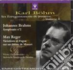 BOHM KARL VOL.2 cd musicale