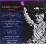 Munch Charles Vol.7 /o.soc. Des Conc cd musicale