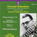 OUBRADOUS FERNAND VOL.2 cd musicale