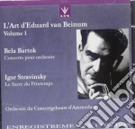 BEINUM EDUARD VAN VOL.1 cd musicale