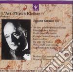 Strauss Jr: Ouverture Da Lo Zingaro Barone E Il Pipistrello, Valzer Famosi Opp.3  - Kleiber Erich Dir  /berliner Philharmoniker, Wiener Philharmoniker cd musicale