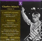 MUNCH CHARLES VOL.9 cd musicale