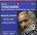 Toscanini Atruro Vol.7  - Toscanini Arturo Dir  /nbc Symphony Orchestra cd musicale