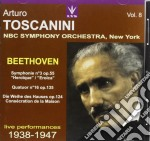 Toscanini Arturo Vol.8  - Toscanini Arturo Dir  /nbc Symphony Orchestra cd musicale