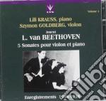 KRAUSS LILI & GOLDBERG SZYMON VOL.3 cd musicale